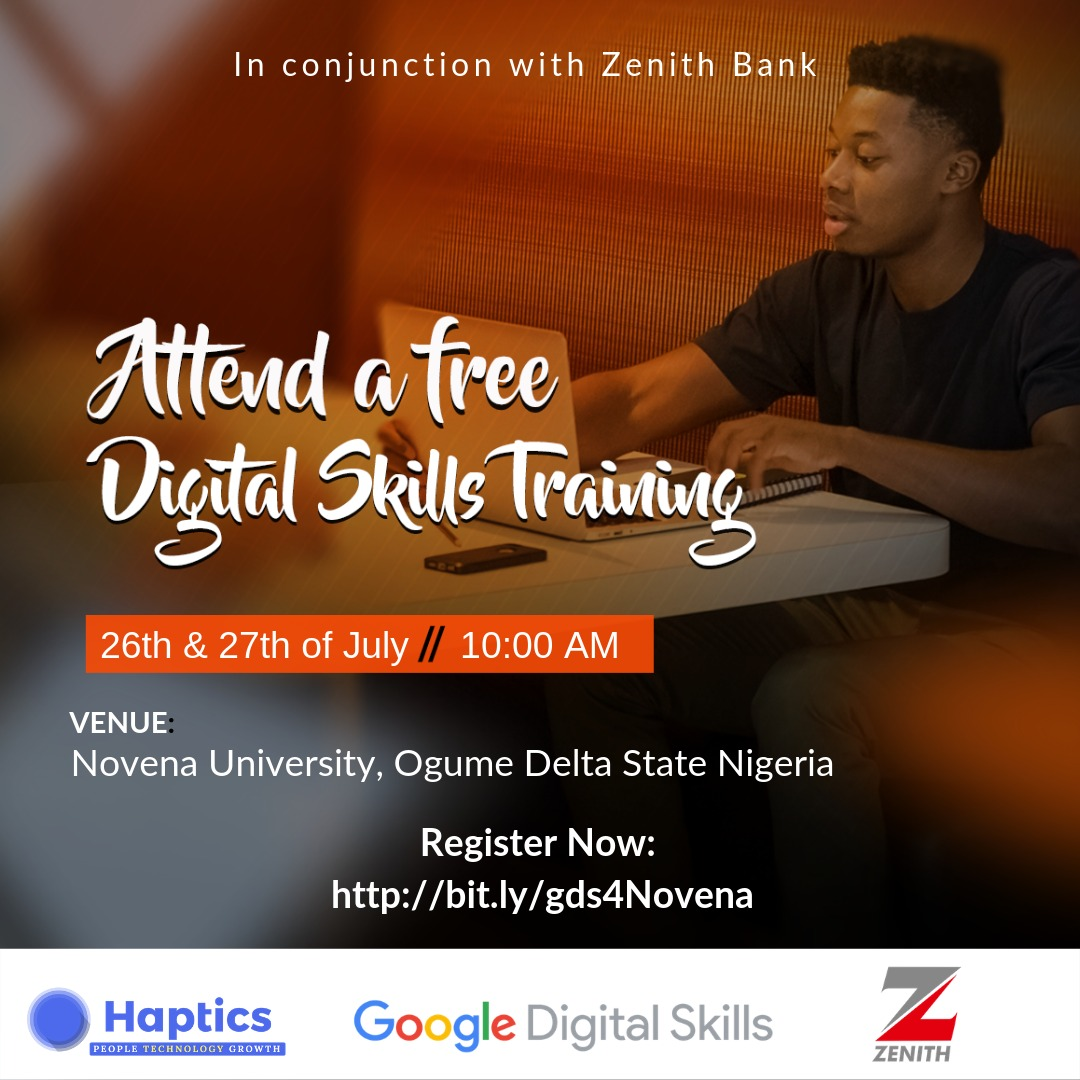 Free Digital Skills Training